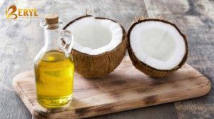 Trị thâm nách bằng dầu dừa