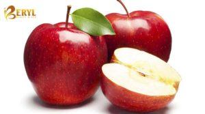 Trị thâm nách bằng táo