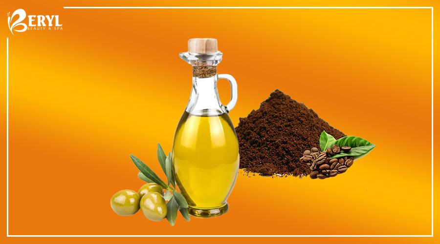 Dầu oliu làm sáng da và phục hồi các tế bào hư tổn