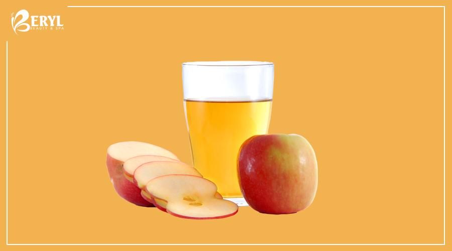 Trị nám bằng giấm táo là một trong những phương pháp hiệu quả nhất tại nhà