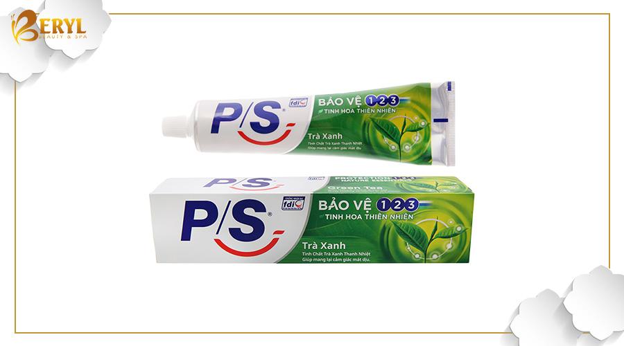 Kem đánh răng nguyên chất trị mụn bọc hiệu quả