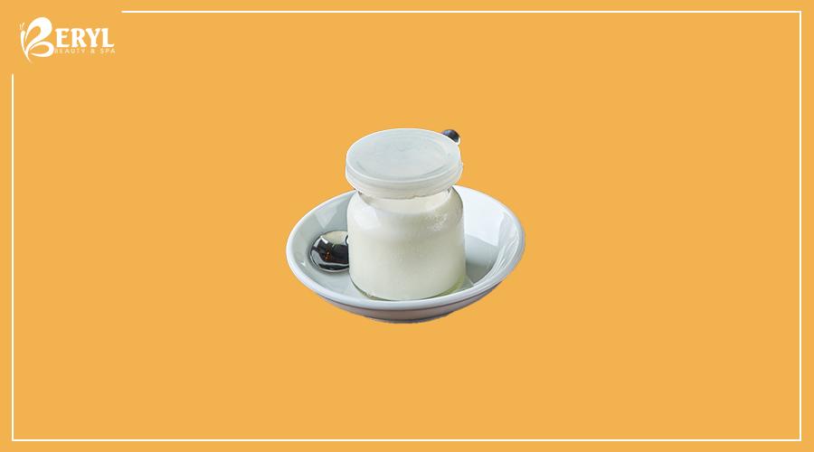 Cách trị nám từ thiên nhiên bằng sữa chua