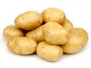 Trị thâm nách bằng khoai tây